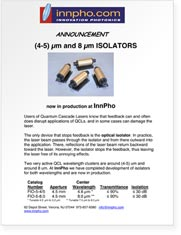 Mid-IR Isolators
