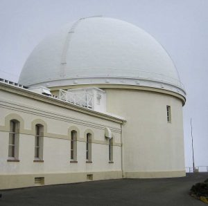 The dome at the Lick Observatory